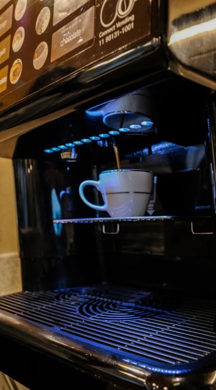 Comodato Máquina de Café Expresso Preços Maravilhas do Cajuru - Máquina de Café Comodato