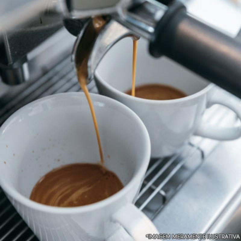 Comodato Máquina de Café Vila Rica - Máquina de Café Expresso Comodato