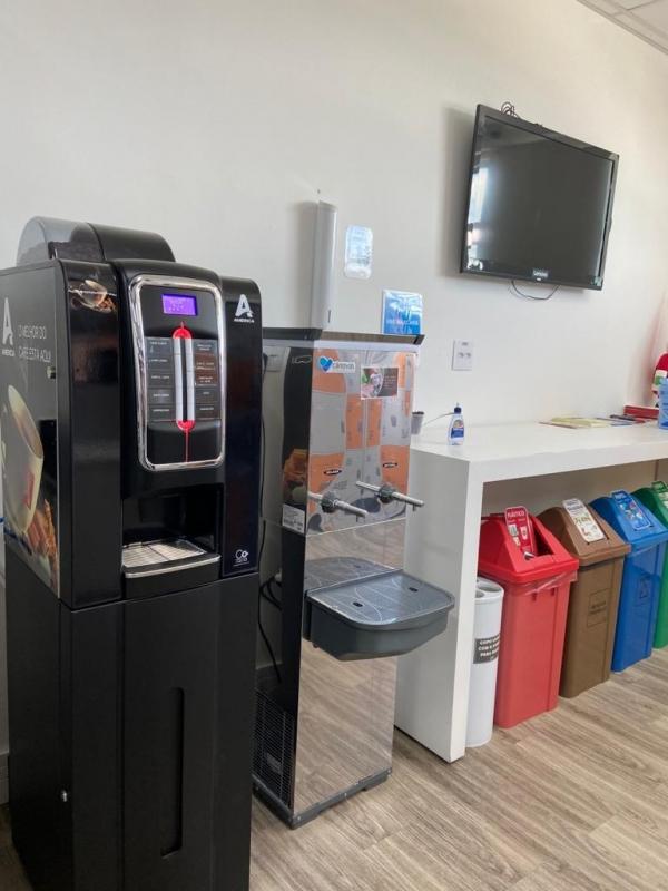 Fornecedor de Máquina de Café Expresso Hospital Jockey Club - Máquina de Café Expressa America