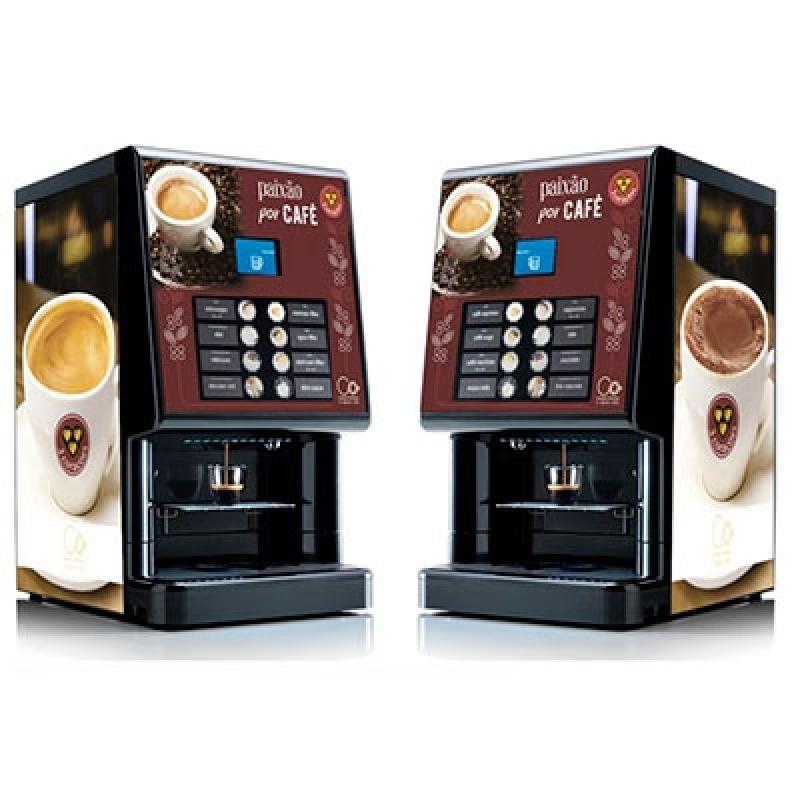 Fornecedor de Máquina de Café Expresso Lojas de Conveniência Pavuna - Máquina de Café Expressa America
