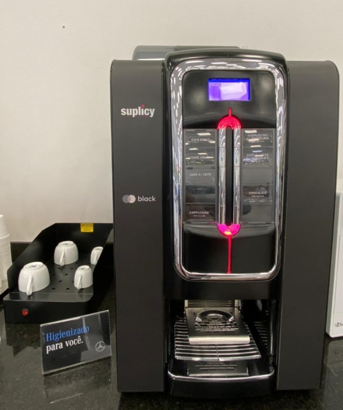 Locação de Máquina de Café em Grão Monte Castelo - Locação de Máquina de Café em Grão