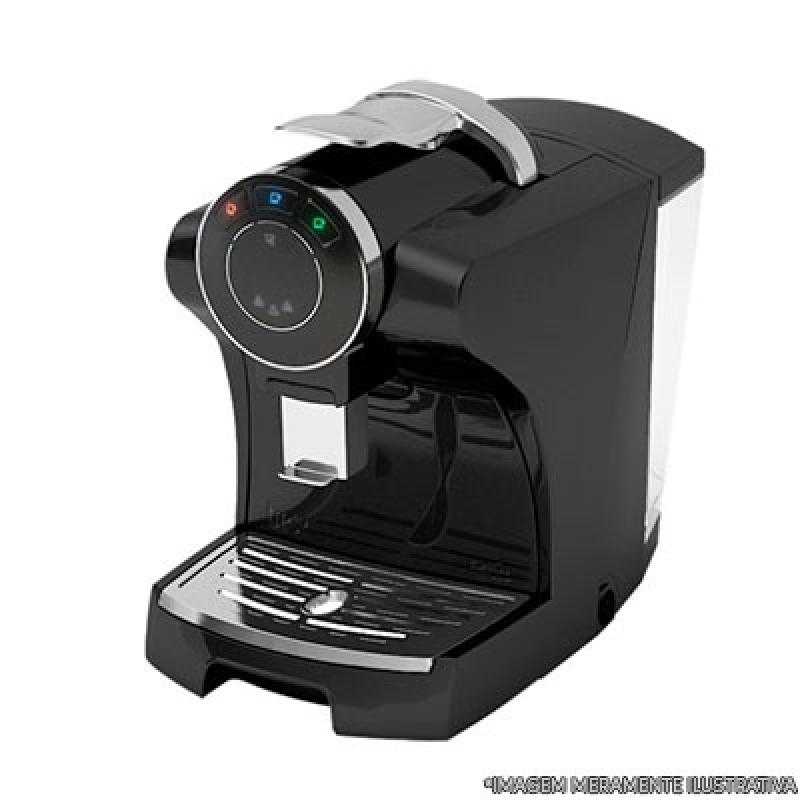 Locação Máquina de Café de Cápsulas Caiubi - Locação Máquina de Café Profissional