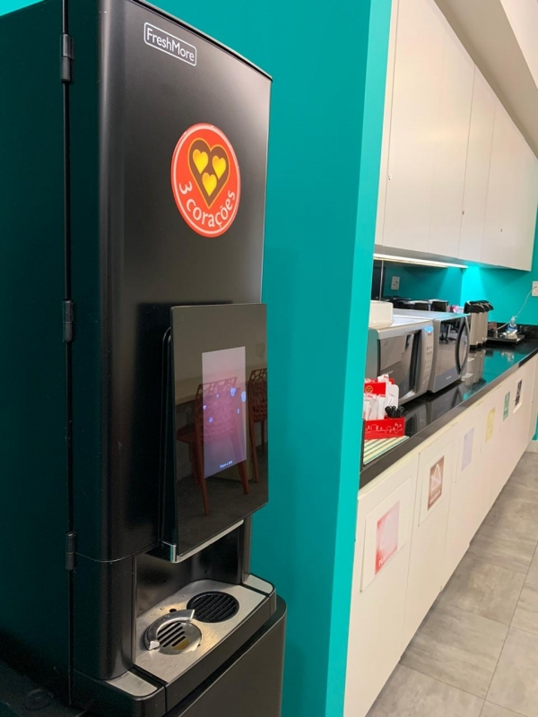 Locação Máquina de Café Expresso Hospitais Valor Leblon - Locação de Máquina de Café