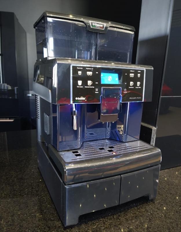 Locação Máquinas de Café de Cápsulas Jardim Itatiaia - Locação Máquina de Café para Empresas
