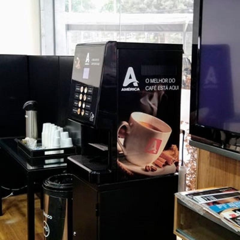 Loja de Comodato Máquina de Café Automática Mooca - Comodato Máquina de Café