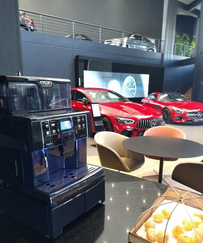 Loja de Comodato Máquina de Café Expresso Jardim Carioca - Comodato Máquina de Café