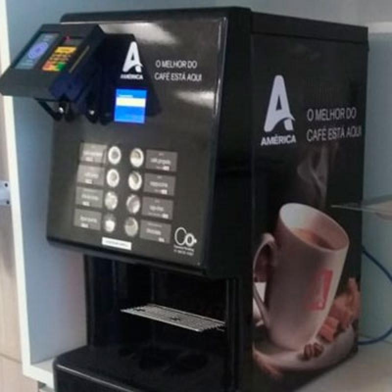 Loja de Comodato Máquina de Café Chácara Majestic - Comodato Máquina de Café