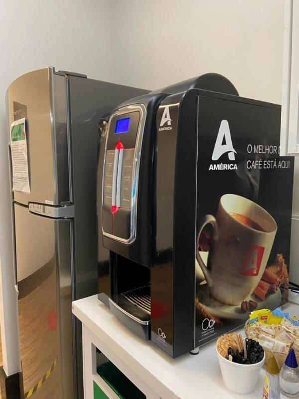 Loja de Máquina Café Comodato Flamengo - Máquina de Café Comodato