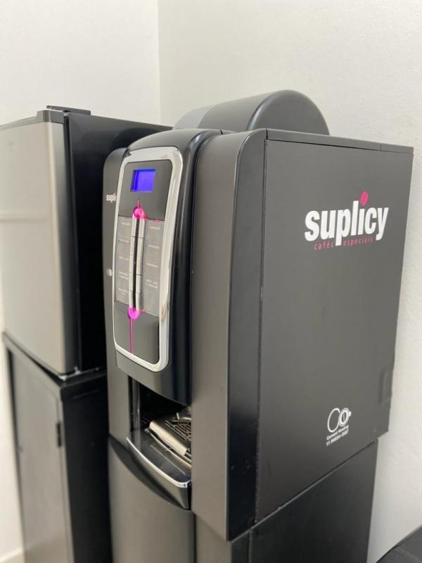 Máquina Café Expresso Automática - Connect Vending