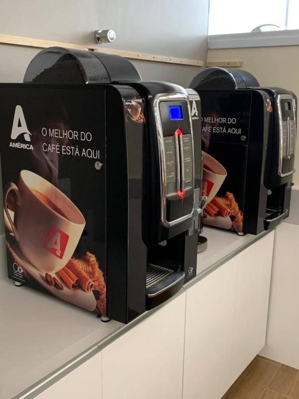 Máquina de Café Automática - Connect Vending