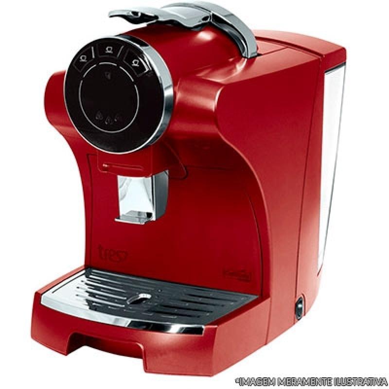 Máquina de Café com Cápsula - Connect Vending