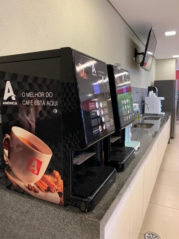 Máquina de Café Comodato Parque Novo Mundo - Máquina Café Comodato