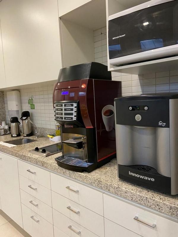 Máquina de Café Expresso 3 Corações Chácaras Reunidas - Máquina de Café Espresso 3 Corações
