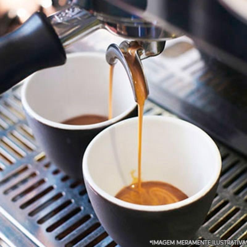 Máquina de Café Expresso Profissional - Connect Vending