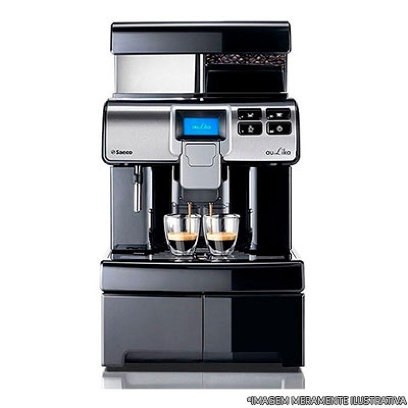 Máquina de Café Profissional Comodato - Connect Vending