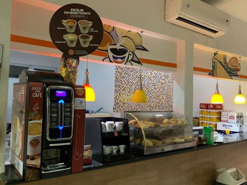 Máquina de Café Profissional Conveniência - Connect Vending