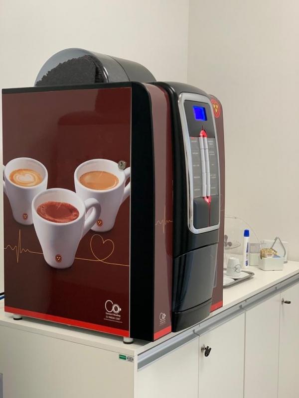 Máquina de Café Três Corações Profissional Locação Perus - Máquina de Café Coado Três Corações Capsulas