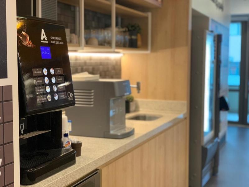 Máquina Profissional de Café - Connect Vending