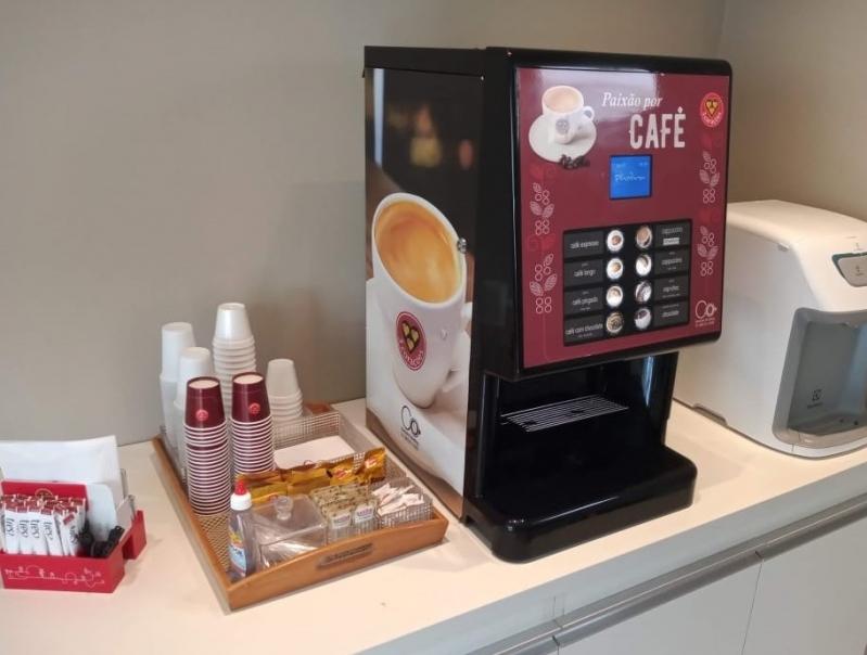 Máquinas de Café Três Corações para Empresas Pinheiros - Máquina de Café Espresso 3 Corações