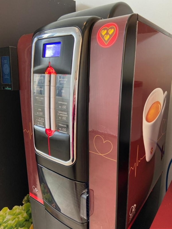 Procuro por Máquina de Café Expresso 3 Corações Jardim Monte Cristo/Parque Oziel - Três Corações Máquina de Café