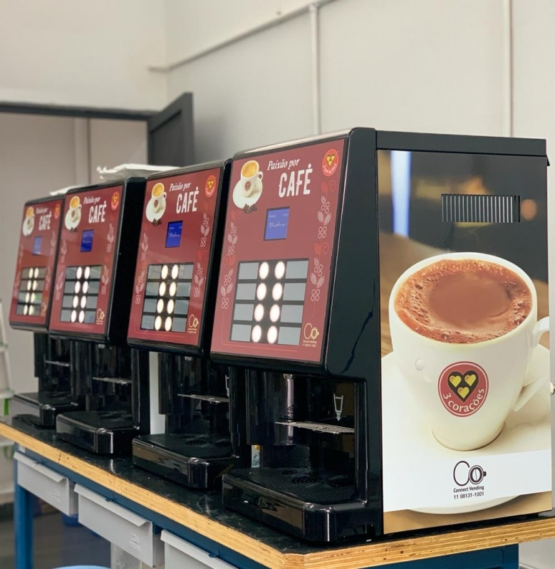 Procuro por Máquina de Café Três Corações Profissional Jardim Monte Cristo/Parque Oziel - Três Corações Máquina de Café