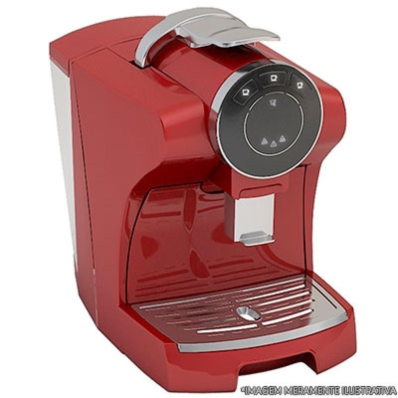 Quanto Custa Locação Máquina de Café de Cápsulas São Domingos - Locação de Máquina de Café