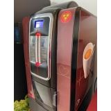 aluguel máquina de café automática Miranda