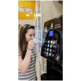 aluguel máquinas café expresso Morumbi