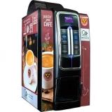 comodato máquina de café automática