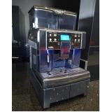 comodato máquina de café expresso
