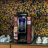 comodato de máquinas de café Anália Franco