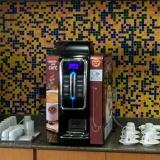 comodato de máquinas de café Alphaville