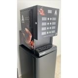 custo de aluguel máquina de café escritório Pedreira