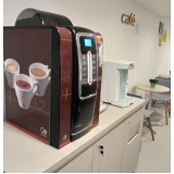 custo de aluguel máquina de café para empresa Raposo Tavares