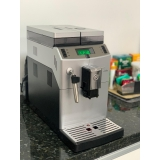 distribuidor de máquina de café expresso de cápsula para empresa Jardim Maringá