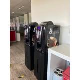 distribuidor de máquina de café expresso para conveniência Tremembé