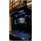 distribuidor de máquina de café expresso para lanchonete Bosque dos Eucaliptos