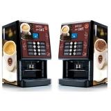 distribuidor de máquina de café para empresa três corações Cosme Velho