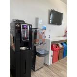 fornecedor de máquina de café expresso hospital Santana