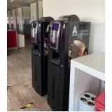 locação de máquina de café expresso para empresa Jardim Augusta
