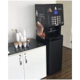 máquina de café cápsula três corações