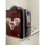 máquina de café cápsulas comodato