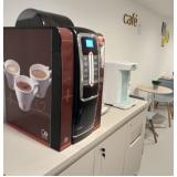máquina de café em comodato 3 corações Higienópolis