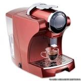 máquina de café expresso de cápsula comodato Moema