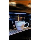 máquina de café expresso para padaria