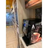 máquina de café expresso para conveniência preço Tucuruvi