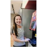 máquina de café expresso para lanchonete Parque Residencial da Lapa