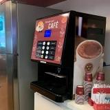 máquina de café para escritórios