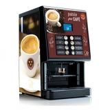 máquina de café para empresa comodato Parque Jambeiro