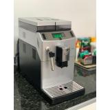 máquina de café expresso de cápsula para empresa